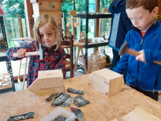 Atelier nature et bois